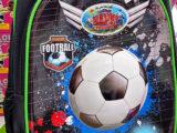 Рюкзак «Футбольный мяч»,рисунок выпуклый