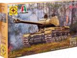 Сборная модель танка ИС-2