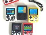 Игровая приставка-консоль Sup Game Box с 400 встроенными играми и джойстиком