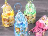 Набор настольный детский (7 предметов) ассорти