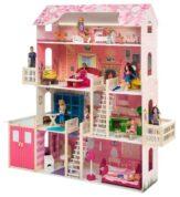 Кукольные домики и кухни