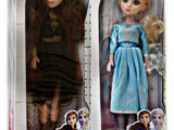 Куклы Анна и Эльза из м/ф «Холодное сердце» 43 см