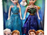 Набор кукол «Холодное сердце»