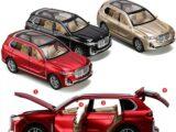 BMW X7 Металлическая модель машины