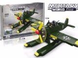 Конструктор самолет AR-196 (588 деталей)