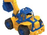 Трактор «Богатырь» мини с ковшом (2 цвета)