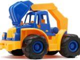Трактор «Богатырь» с ковшом