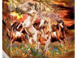 Мозаика «puzzle» 1000 «Найди 16 лошадей»