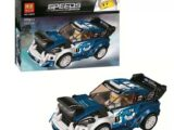 Конструктор Speeds Champion Форд Фиеста M-Sport (209 деталей)