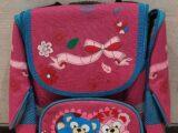 Рюкзак для девочки Мишка
